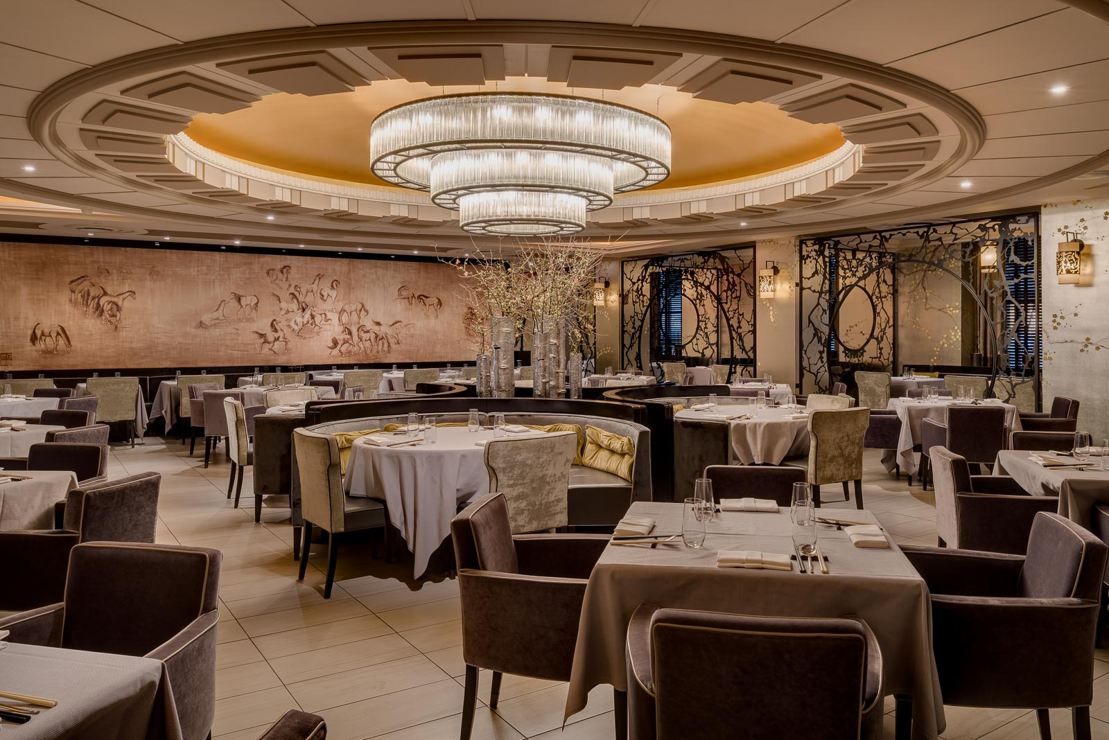 Le Chine, The Waldorf Astoria, New York