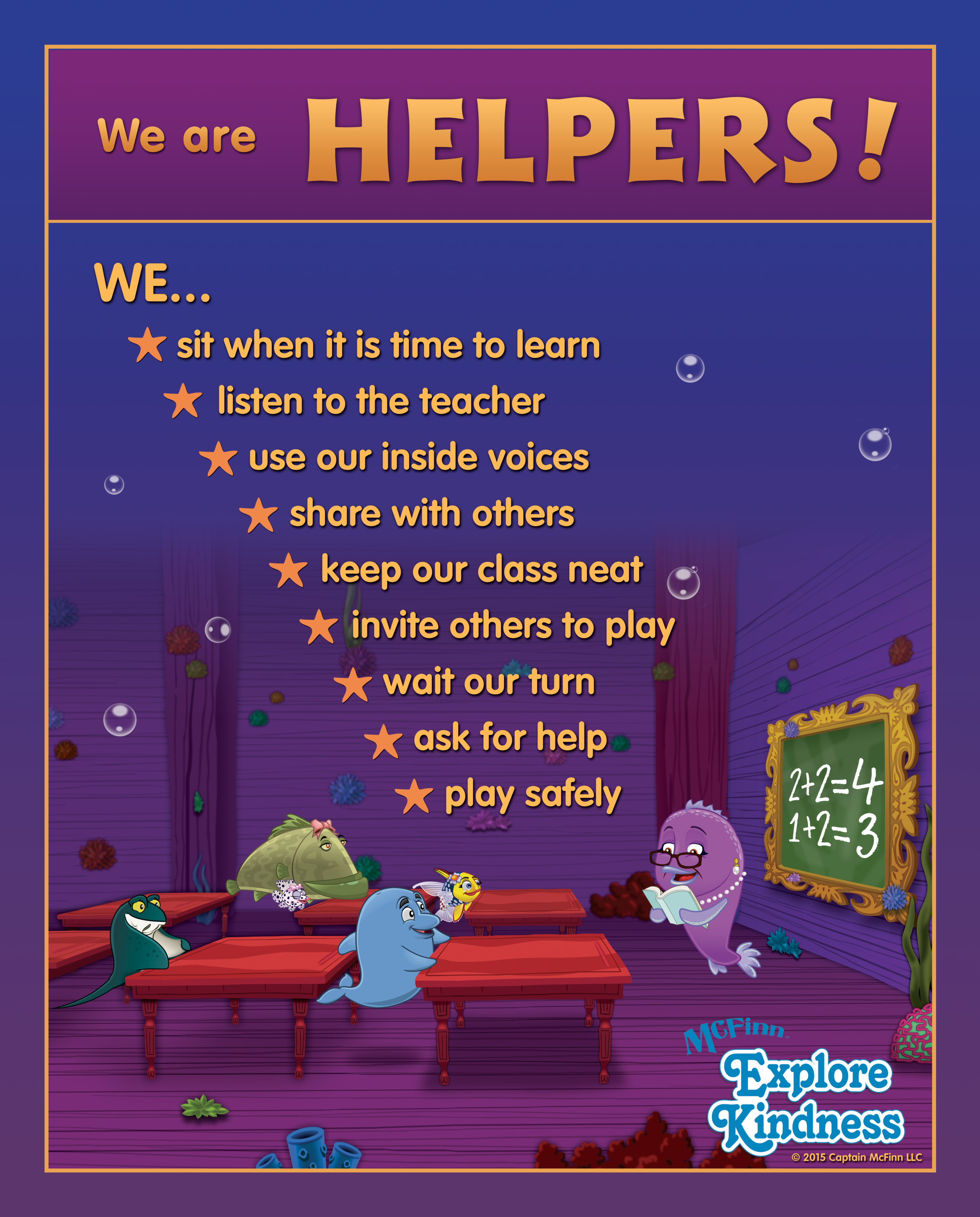 We Are Helpers