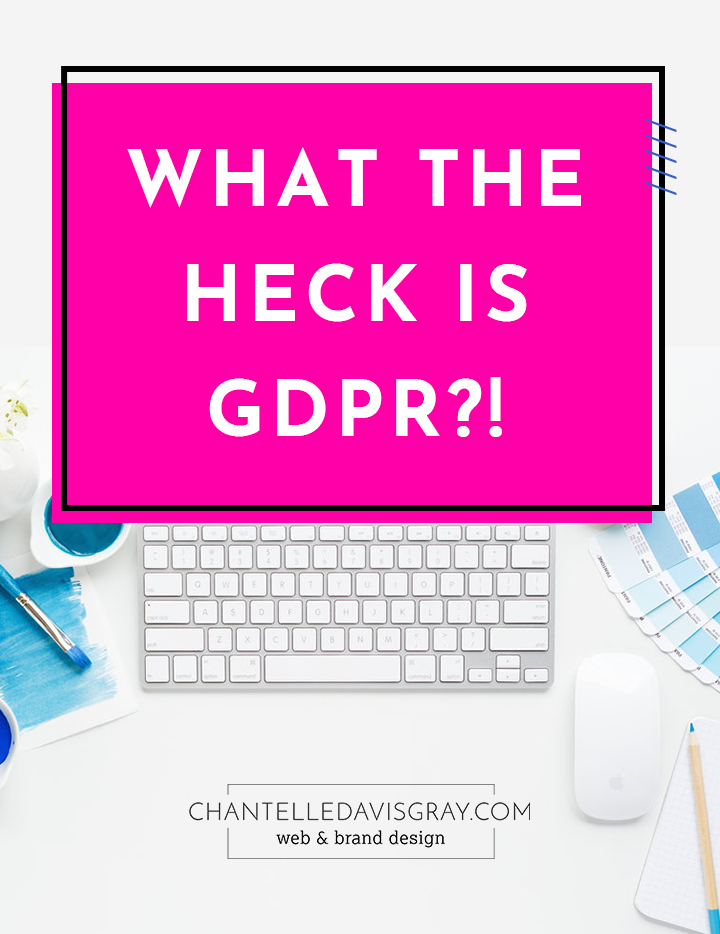 what the heck is gdpr
