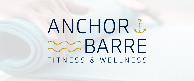 Logo design for barre & fitness studio in Massachusetts