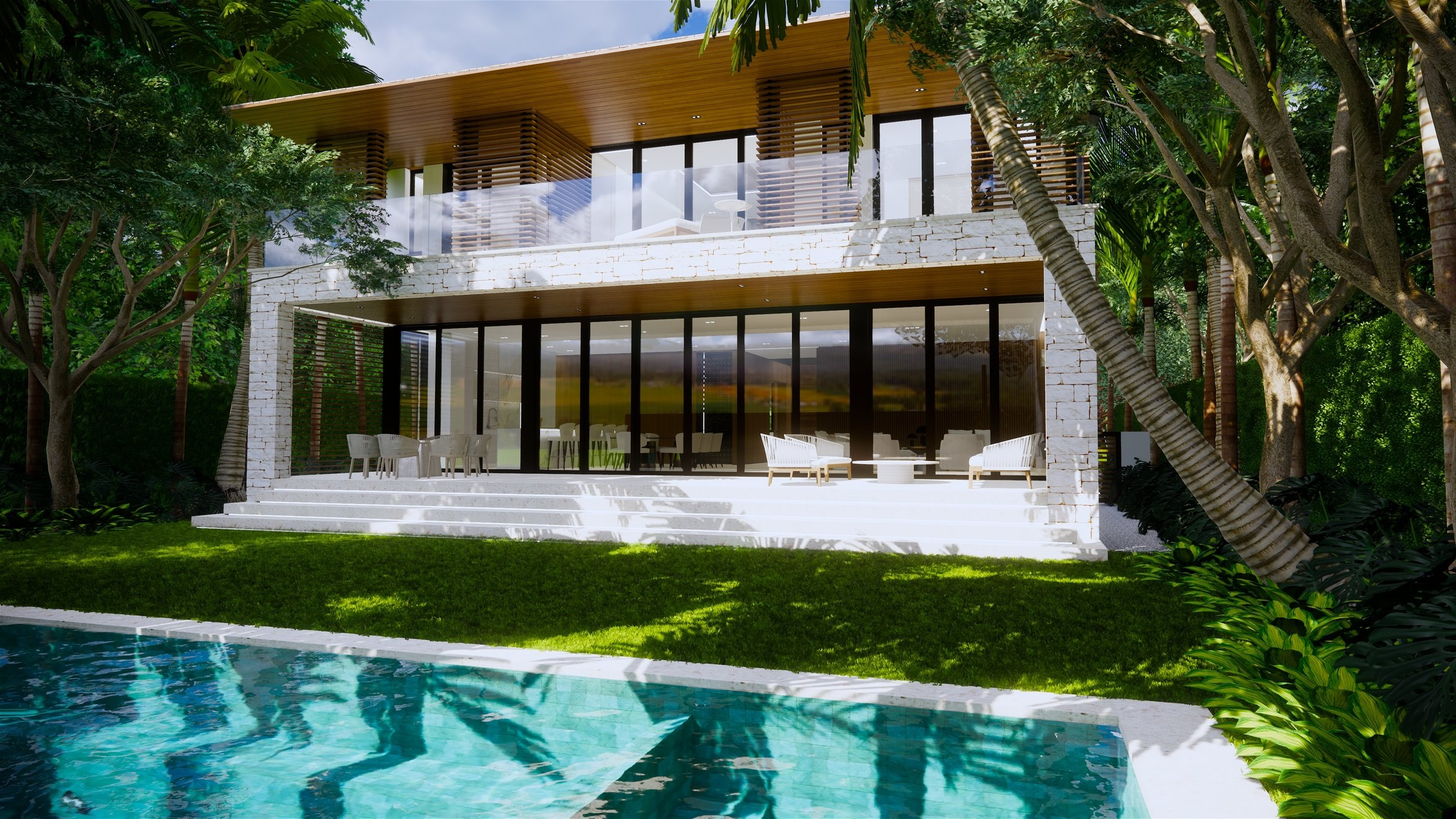 NORTH BAY ROAD RESIDENCE - CLICK HERE FOR MORE INFORMATION