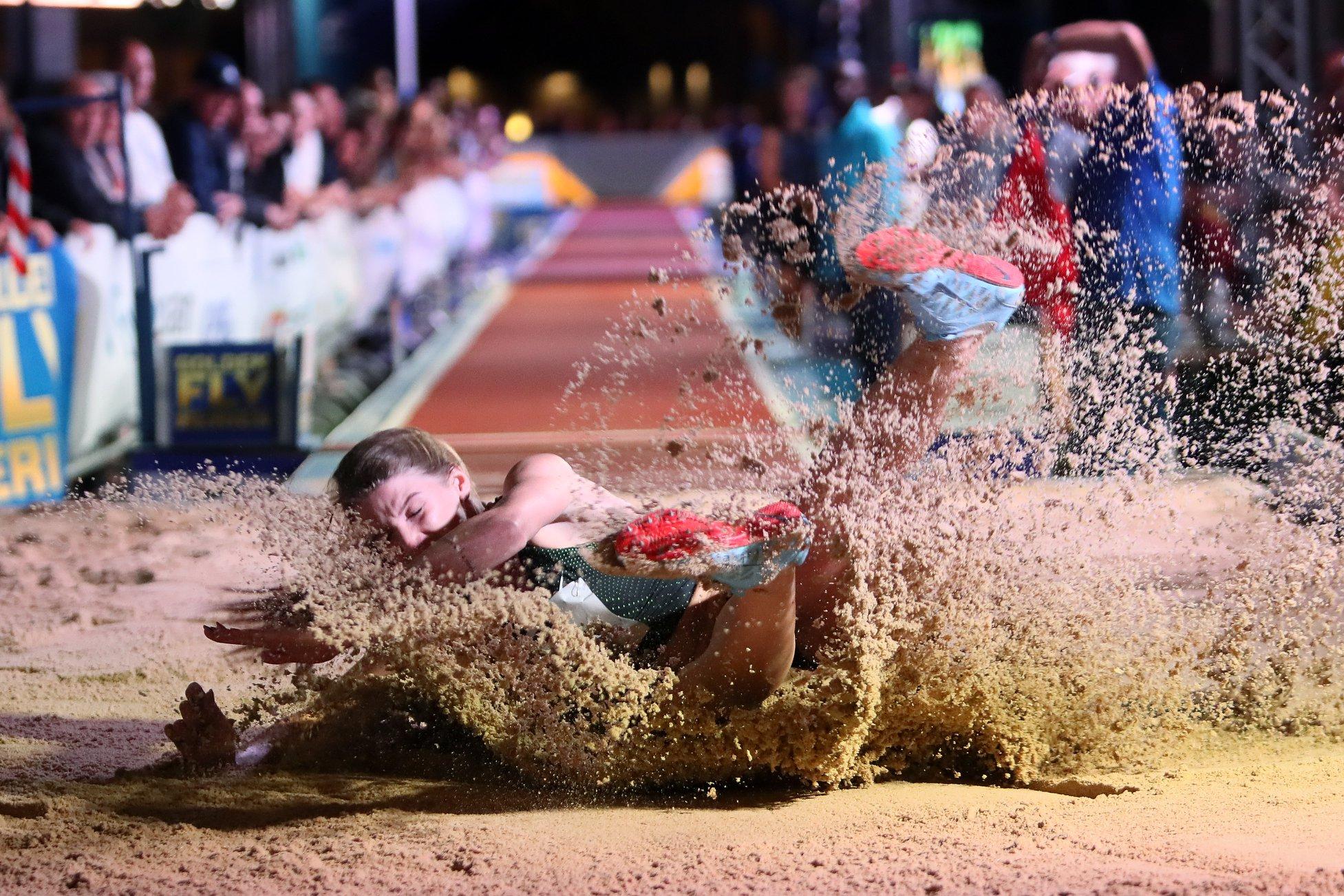 winner long jump women Krystyna Hryshutyna UKR.jpg