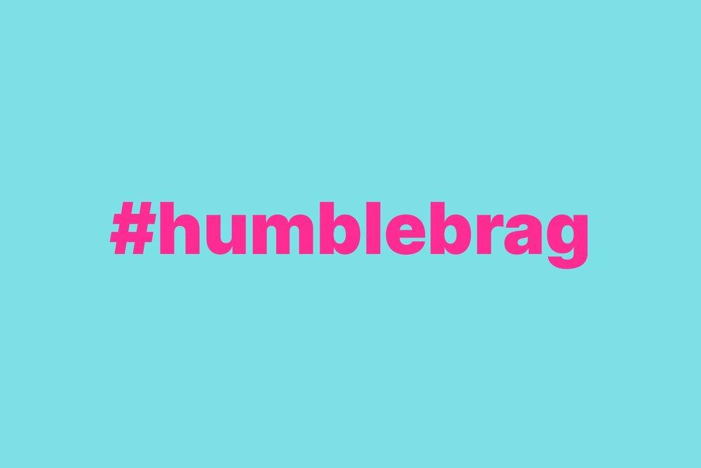 humblebrag — Thomas Essl