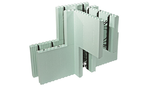 T-forms - Can be manufactured to any combination of NUDURA® wall thicknesses