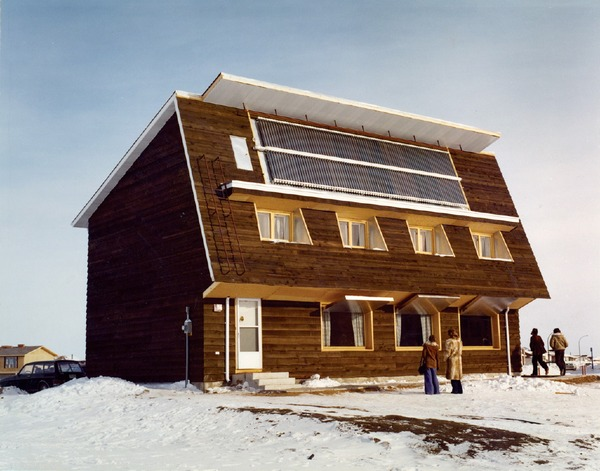 Saskatchewan Conservation House, Regina, SK (1977)