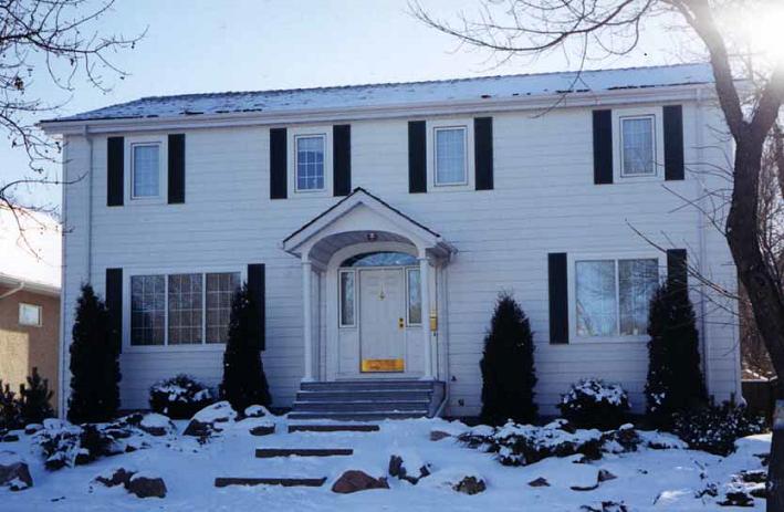 Dumont Residence, Saskatoon, SK (1992)