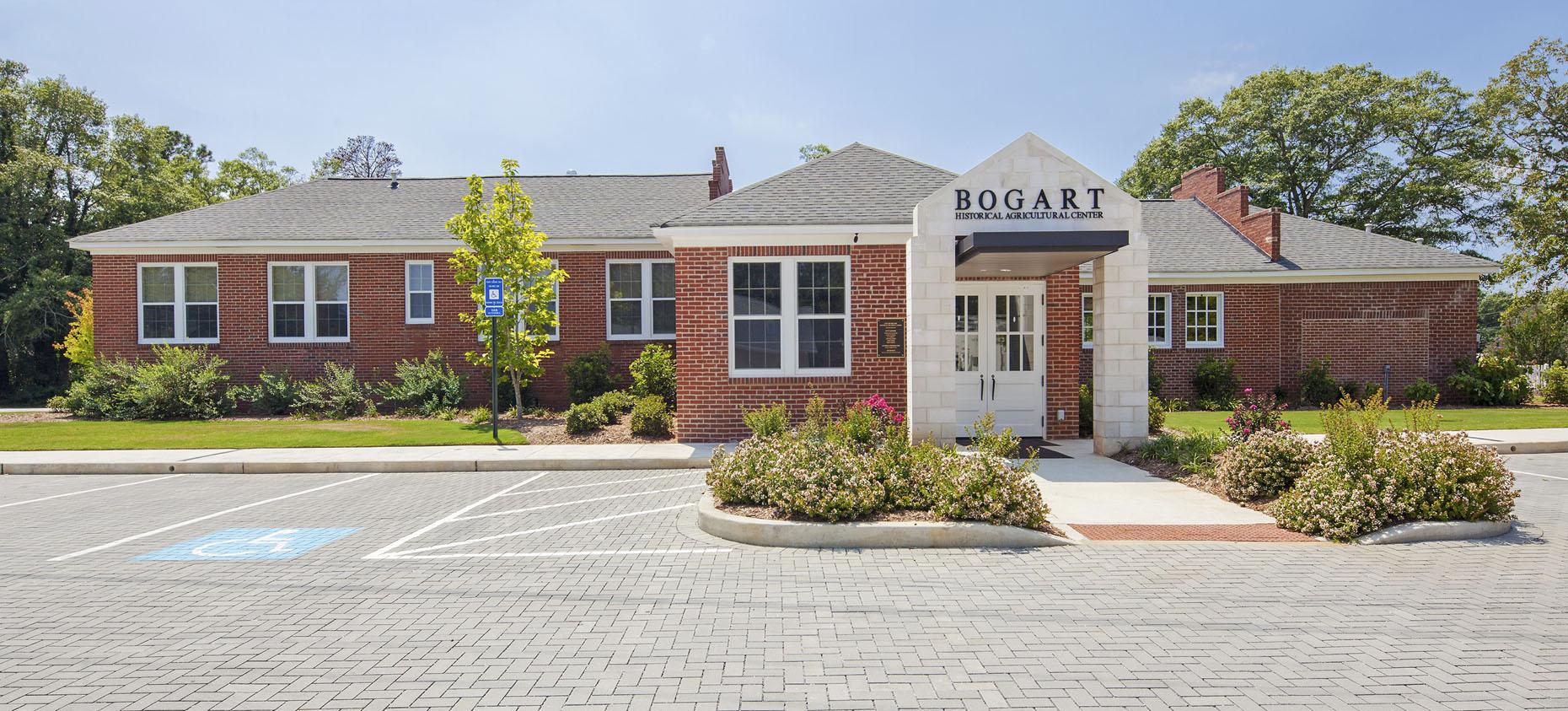 BOGART VOCATIONAL SCHOOL RENOVATION