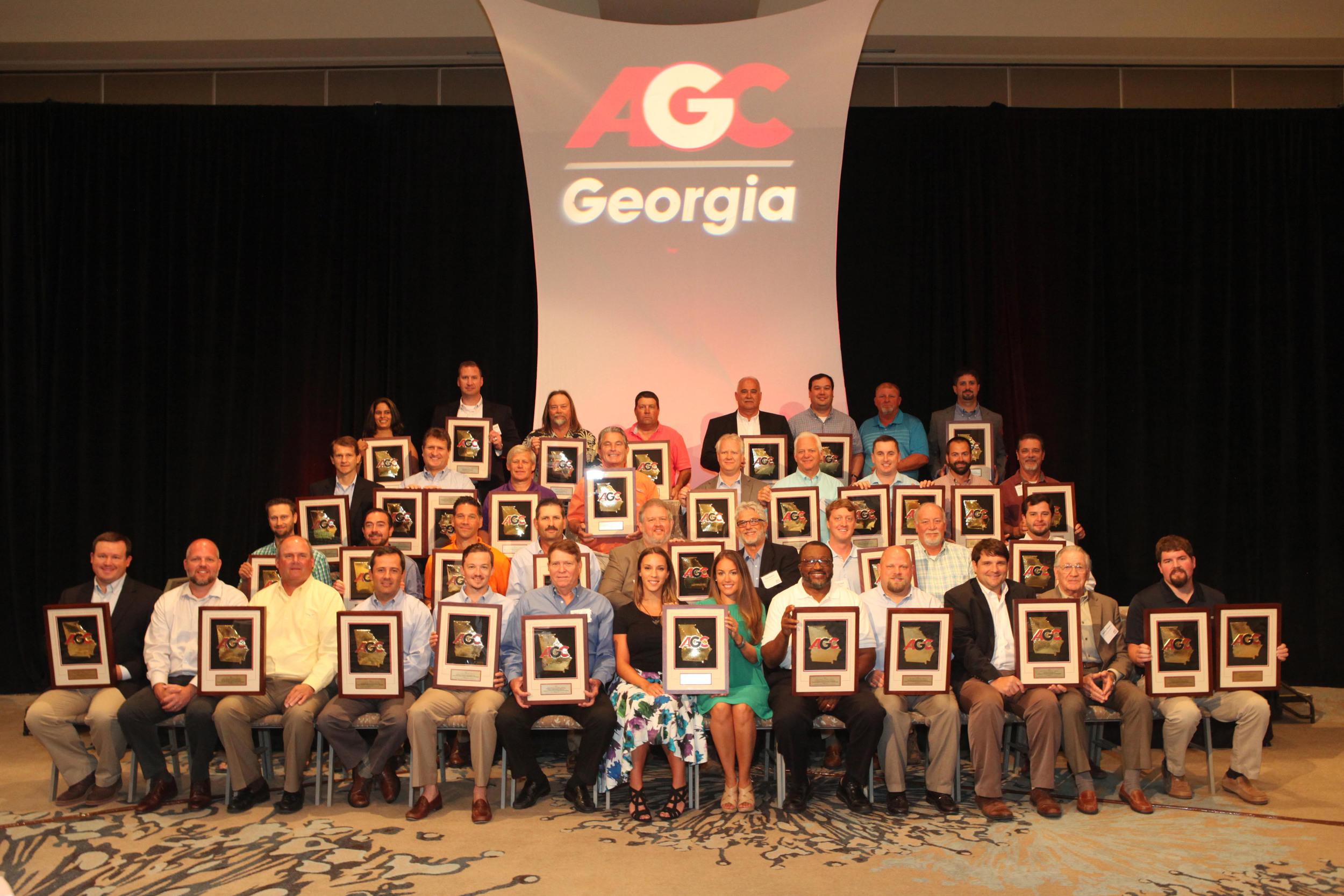 2016 AGC Award Winners
