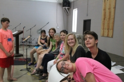 MUSIC-DRAMA/GOLF Camp 2018