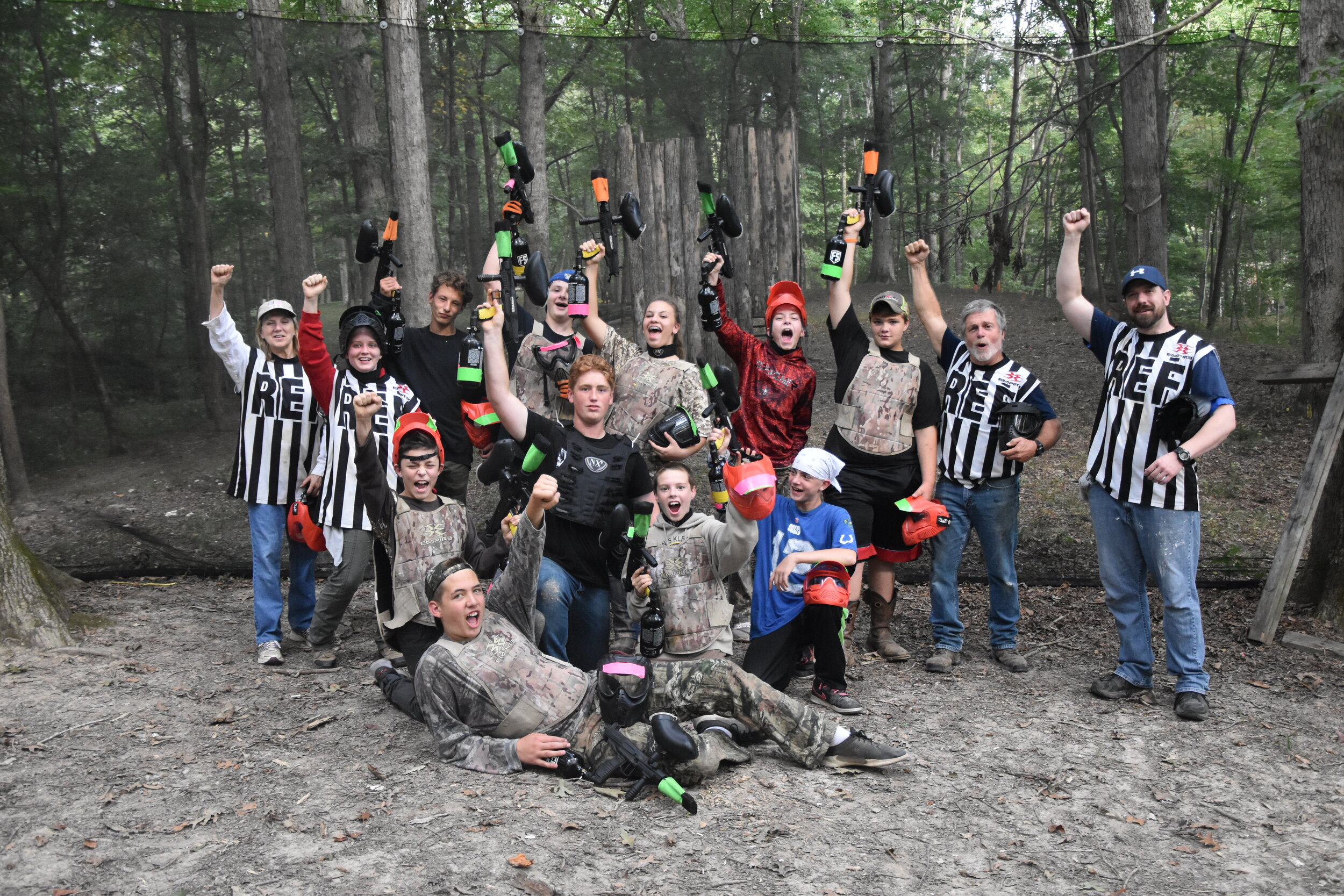 PAINTBALL CAMP 2019