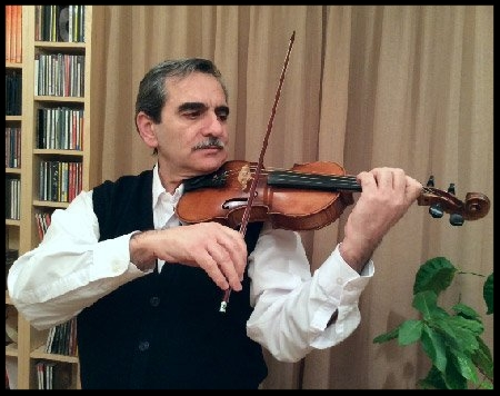 Tigran Dolukhanyan , Violin and Viola teacher at Winchester Stage Music Center.