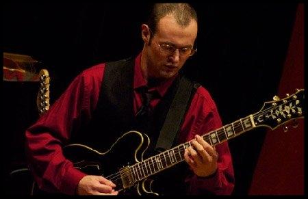 Eric Giribaldi , Guitar teacher at Winchester Stage Music Center.