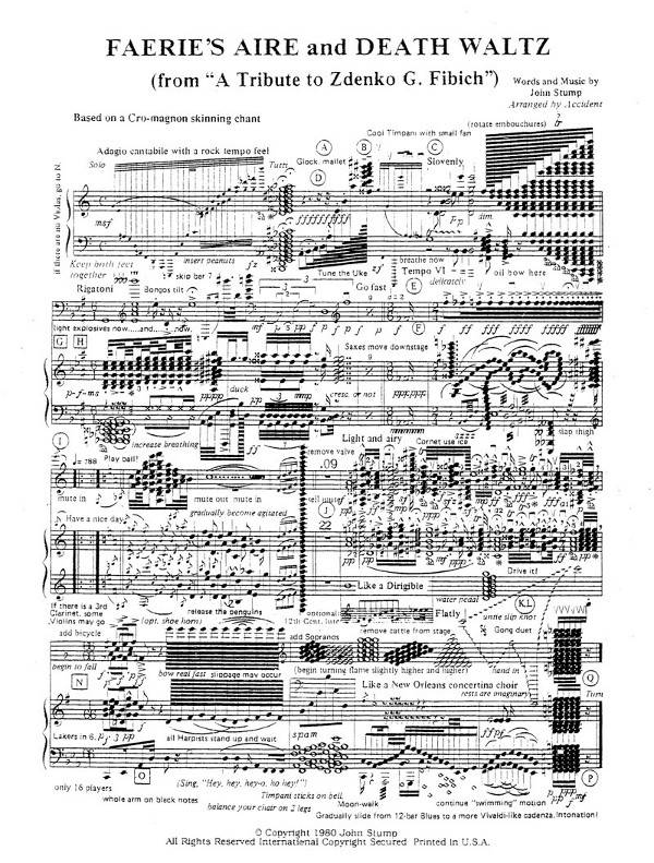 """""""Difficult"""" Music."""