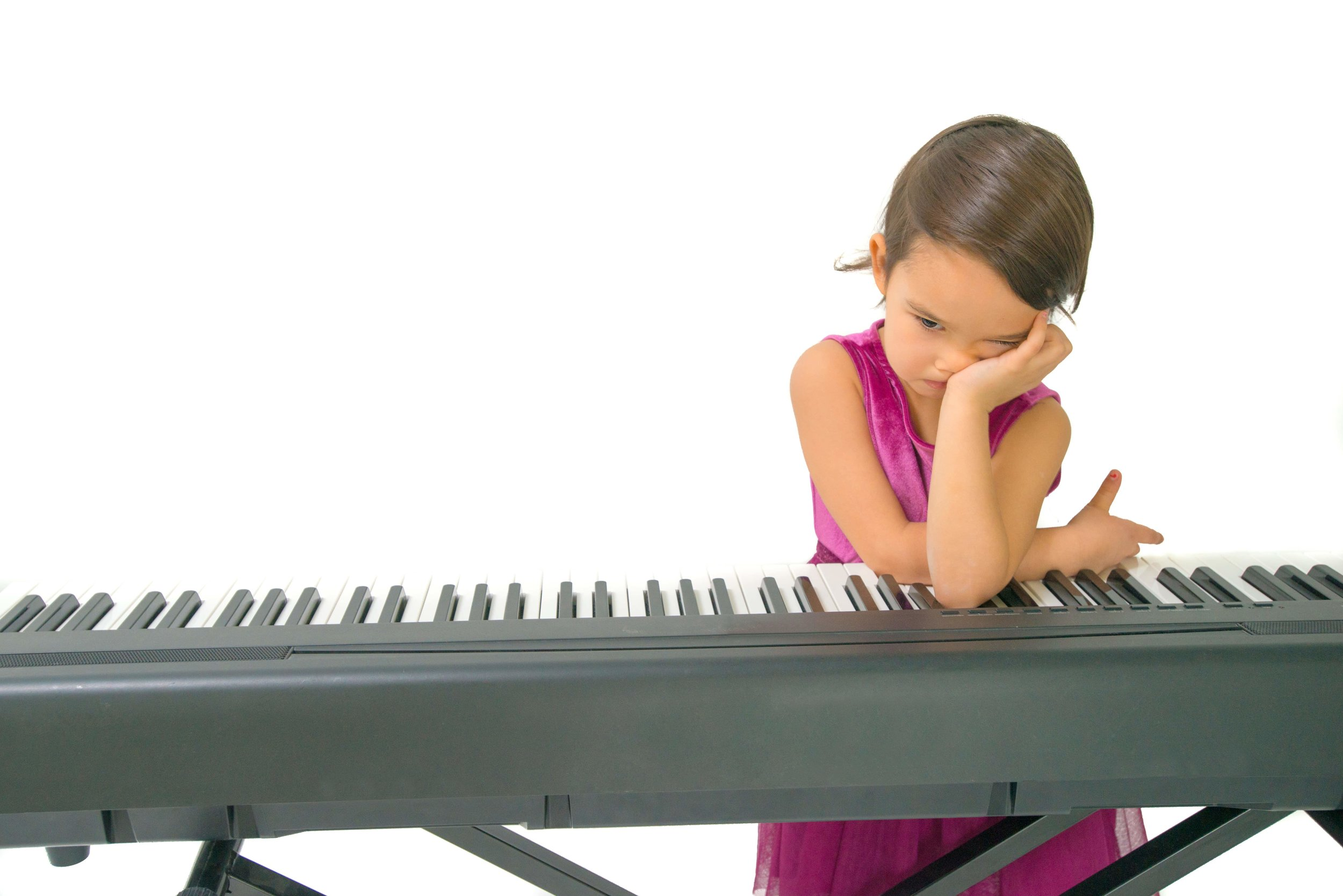 Encourage your child to try a few things - breathing exercises, taking a short pre-show walk, writing down all their fears before a musical performance - to help them manage their stage fright.