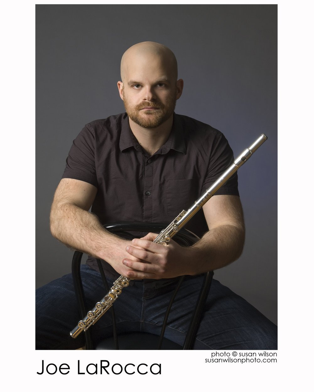 Joe LaRocca , Woodwind teacher at Winchester Stage Music Center.