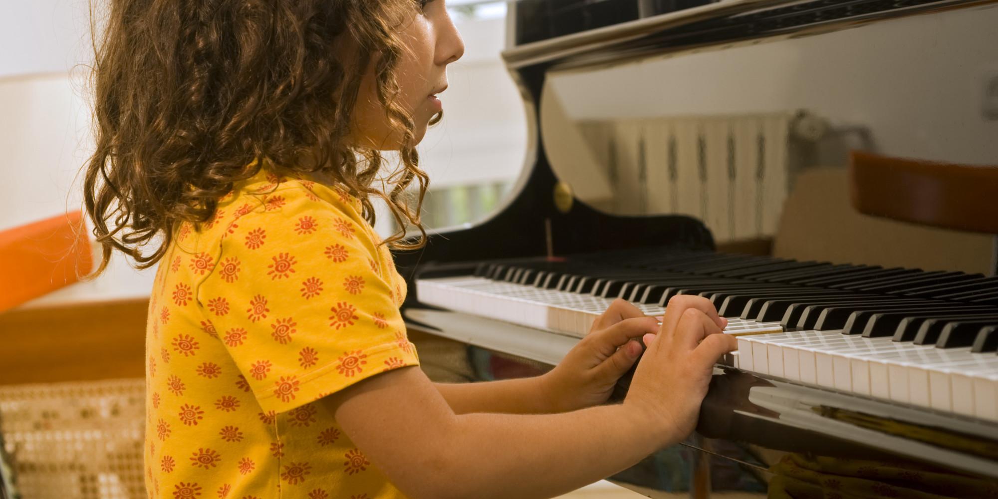 Music lessons help improve focus