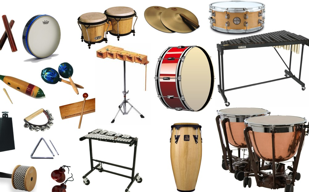 Some of the musical  instruments under the percussion family are drum, xуlорhоnе…