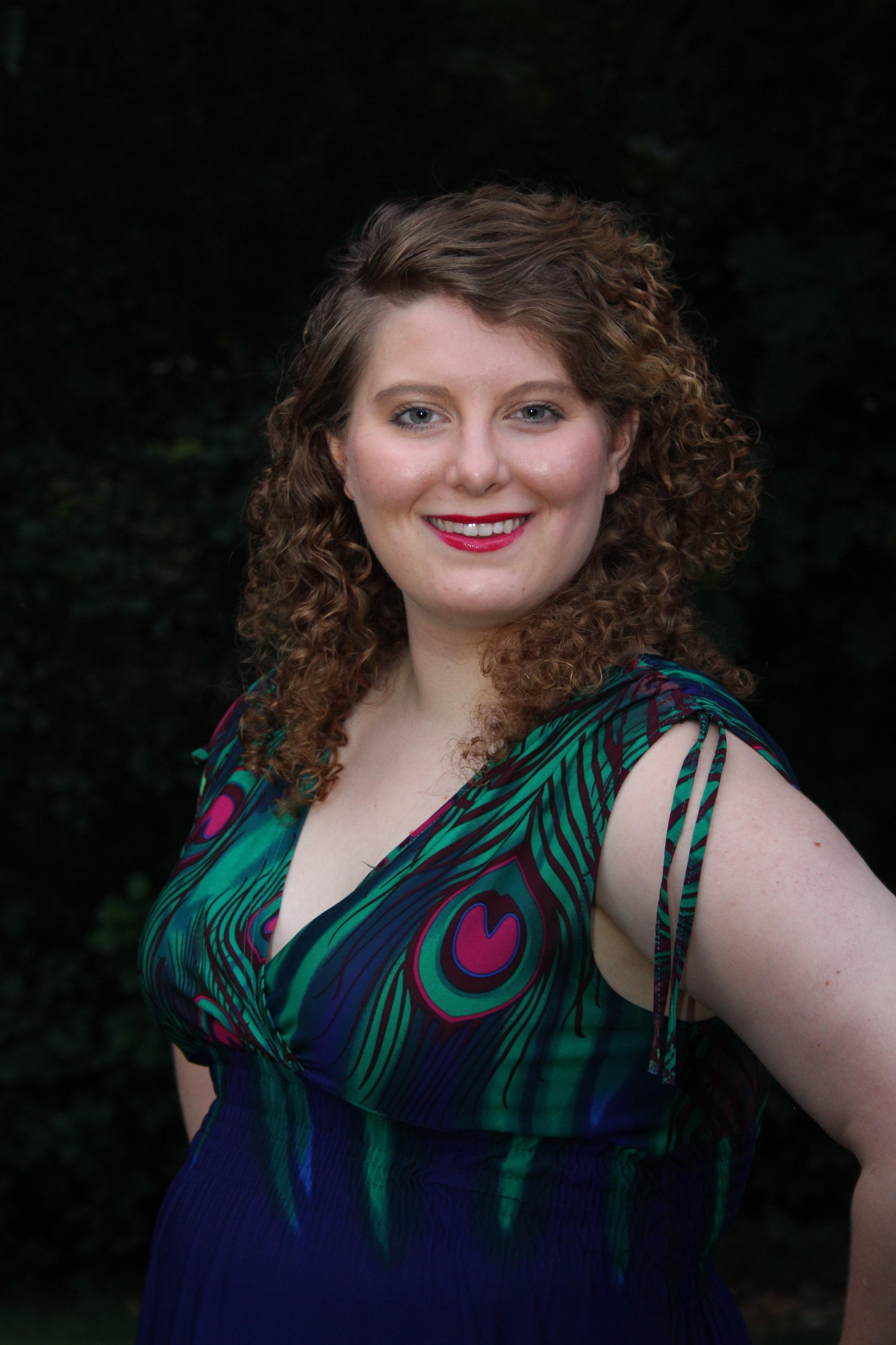 Ella McGaunn , music teacher at Winchester Stage Music Center.