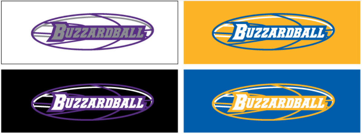 2019 HEADBAND Colors | The headbands are a proud tradition at Buzzardball. They are awarded to the ALL-STAR FRIDAY Champions. These headbands are not just given out … they have to be earned.