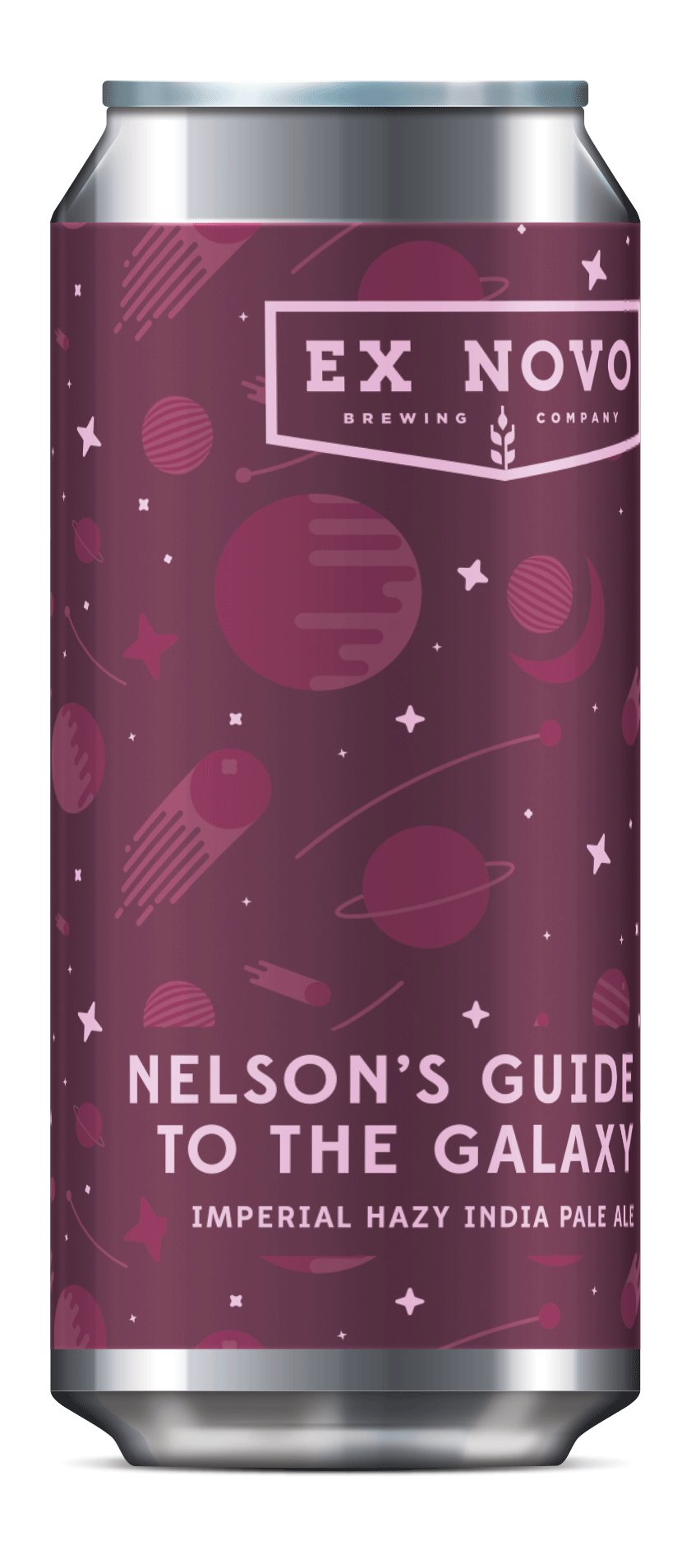 Nelson's Guide to the Galaxy