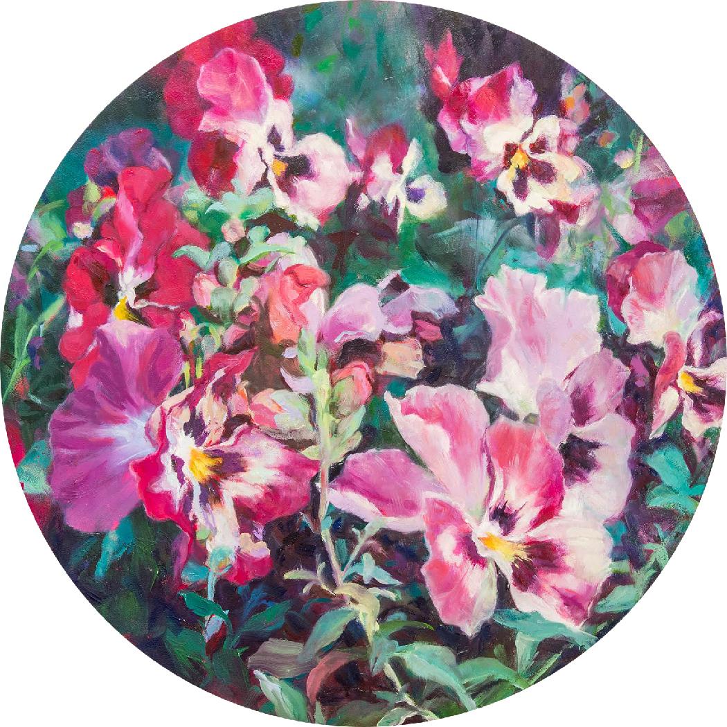 Yana Beylinson,  Wildflowers