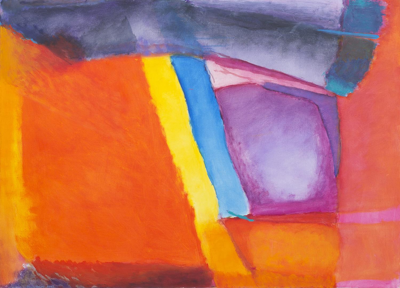 Emily Mason,  Marrow of the Day , 2005, oil on canvas, courtesy of Miles McEnery Gallery, NY