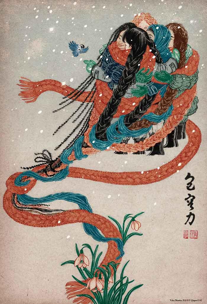 Yuko Shimizu,  Japan , image courtesy of the artist