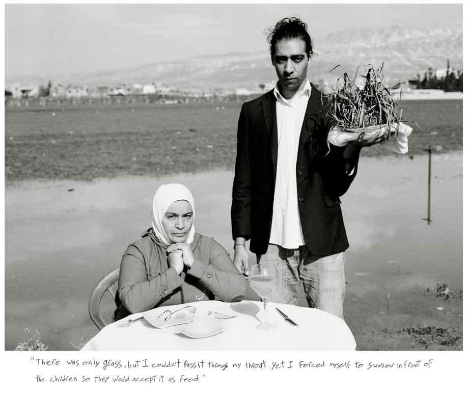 Live, Love, Refugee , 2015 © Omar Imam, Courtesy of Catherine Edelman Gallery, Chicago