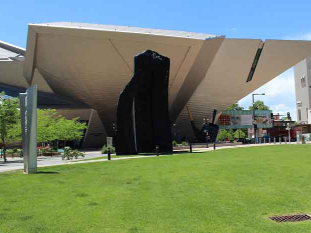 Denver Art Museum   One of the largest and most prestigious art museums between Chicago and the West Coast, the Denver Art Museum has a collection of 70,000+ works and multiple world-renowned exhibits a year.  Read more…