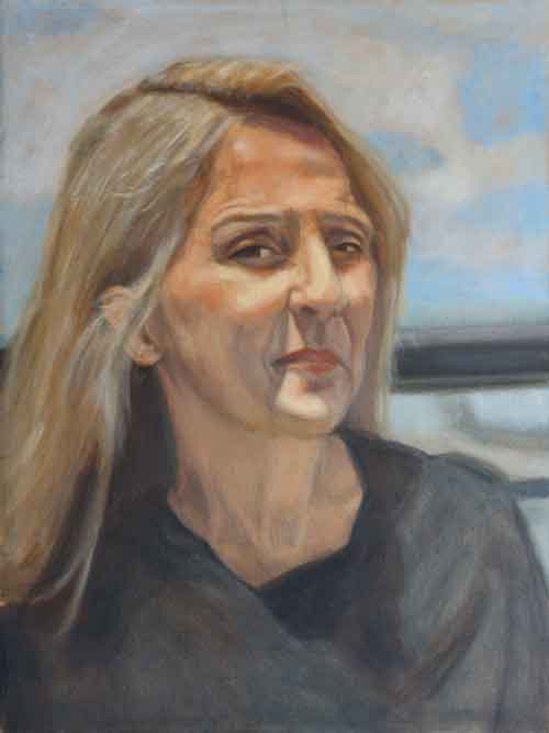 Sharon Wozniak-Spencer