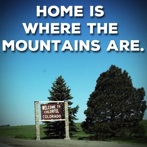 CAMPFIRE TRAVELERS - Colorado Is Home
