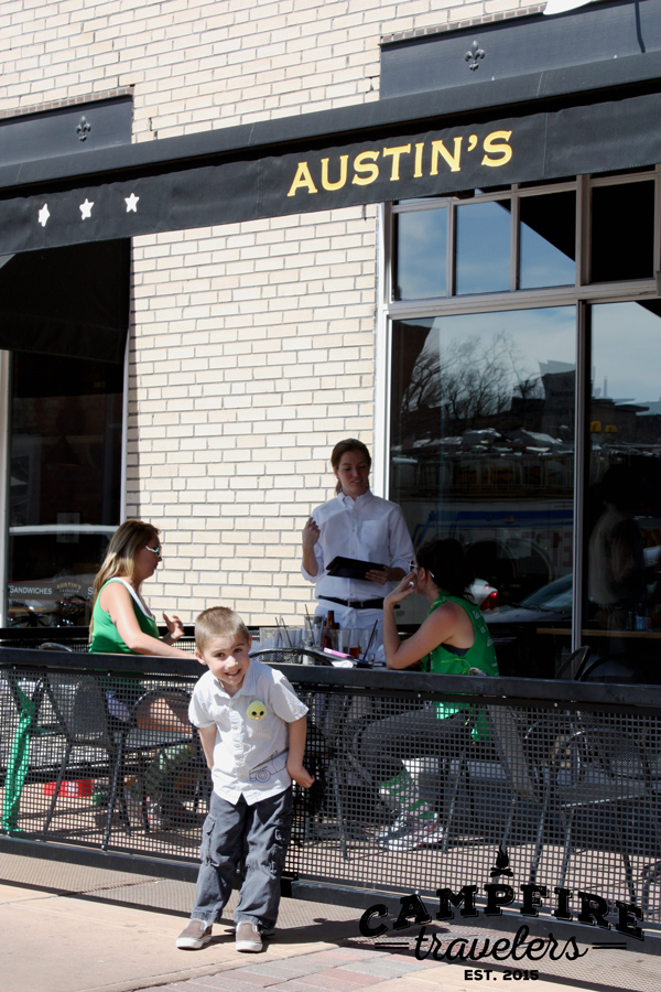 Austin's in Ft. Collins, CO