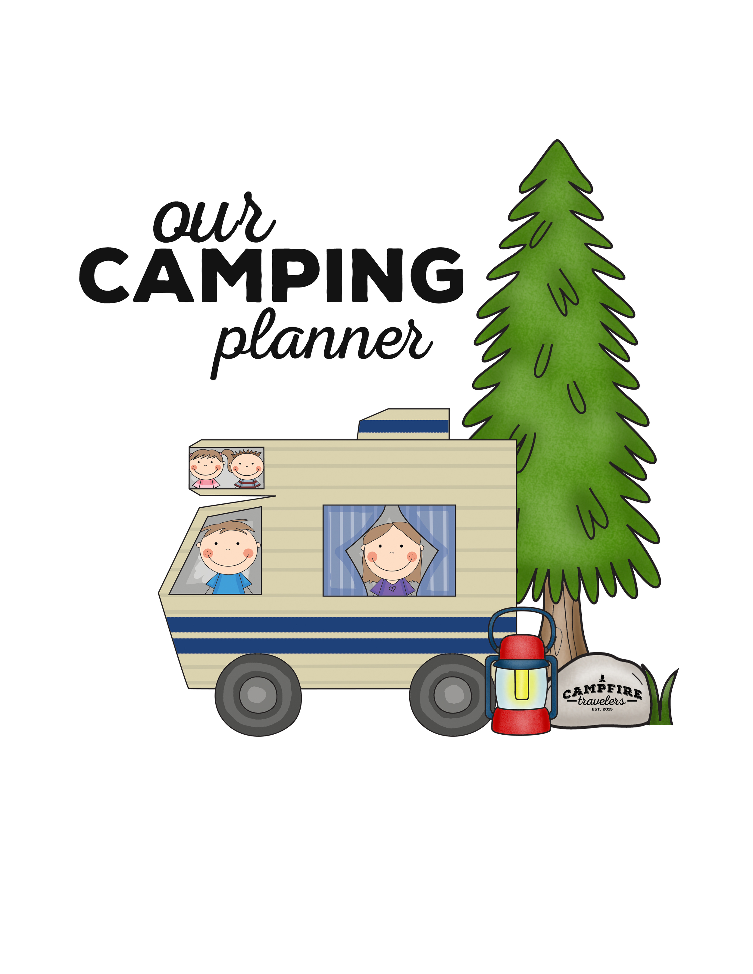 Organizing Your Family Camping Trip