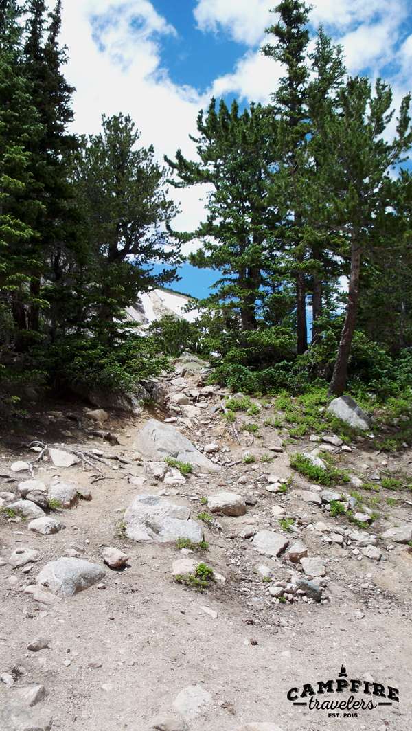 St. Mary's Glacier Hike - Idaho Springs, Colorado