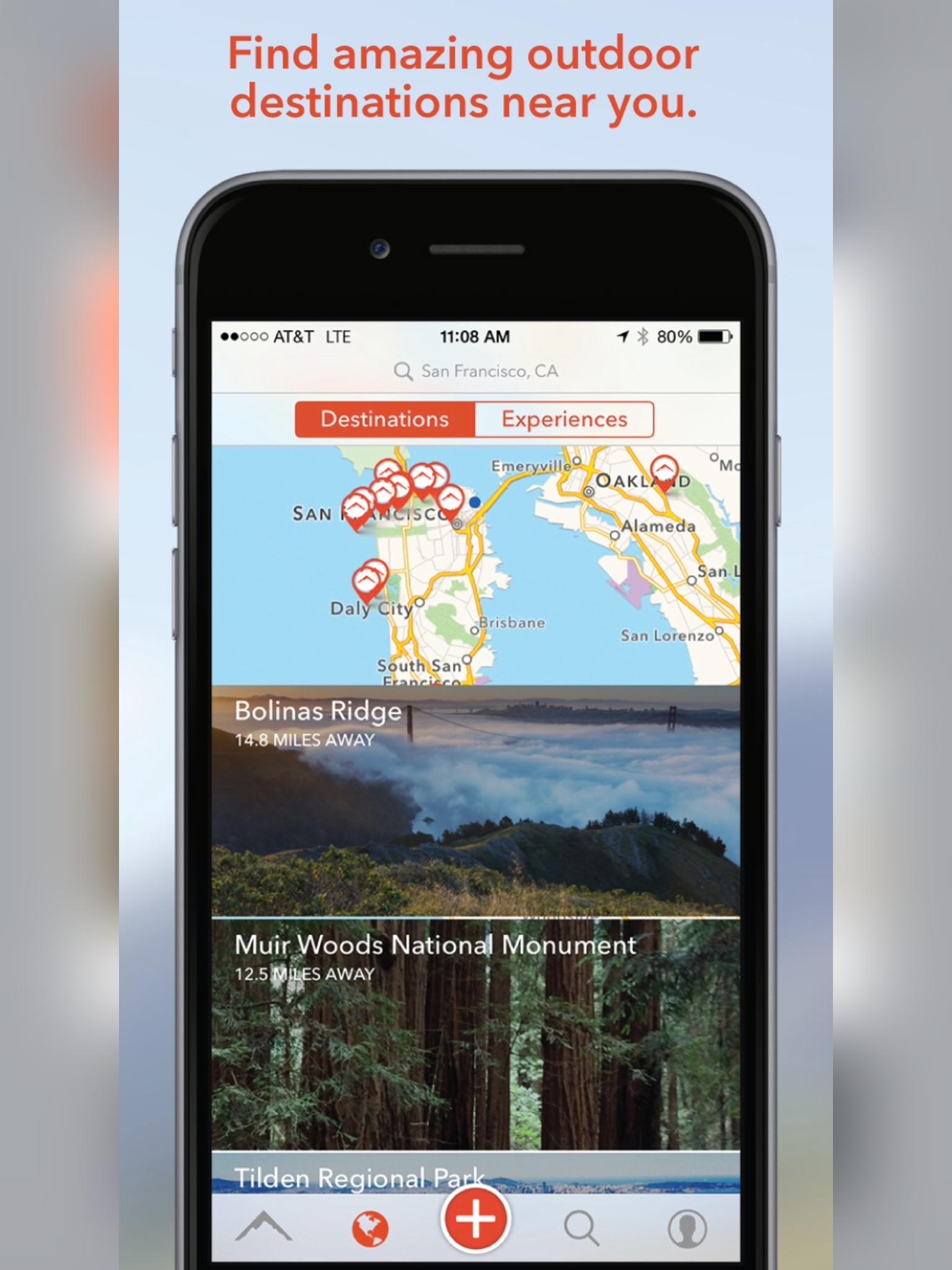 Apps for your outdoor life