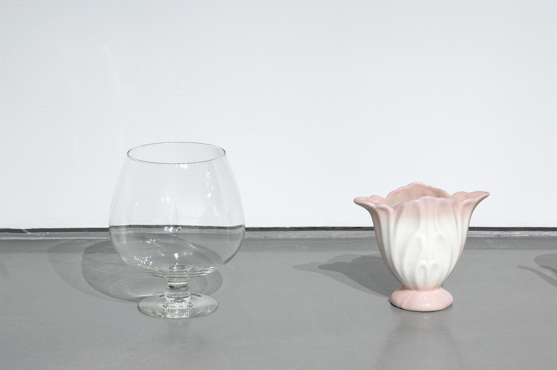 Matt Morris.  archive VI , 2015 All of the vases from Morris' personal collection
