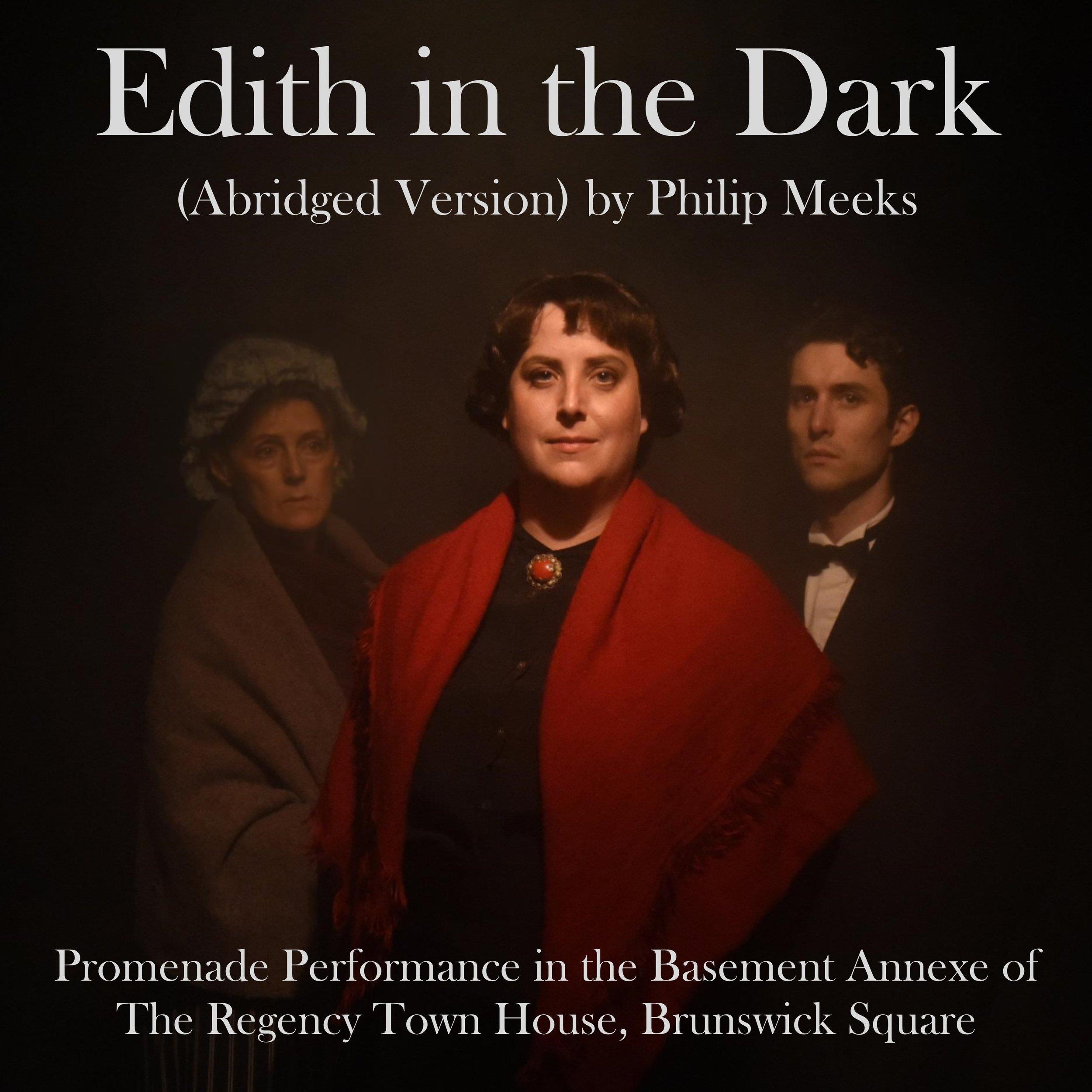 Edith in the Dark web image regency house.jpg