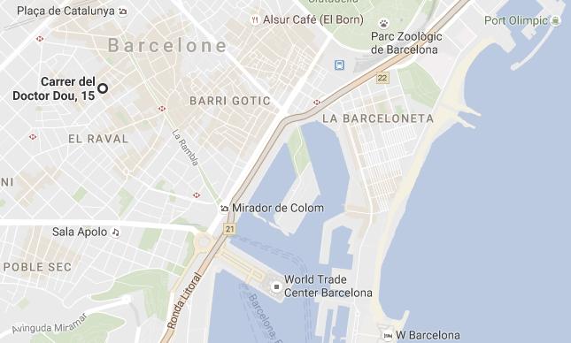 LANTOKI  BARCELONA - ESPAÑA