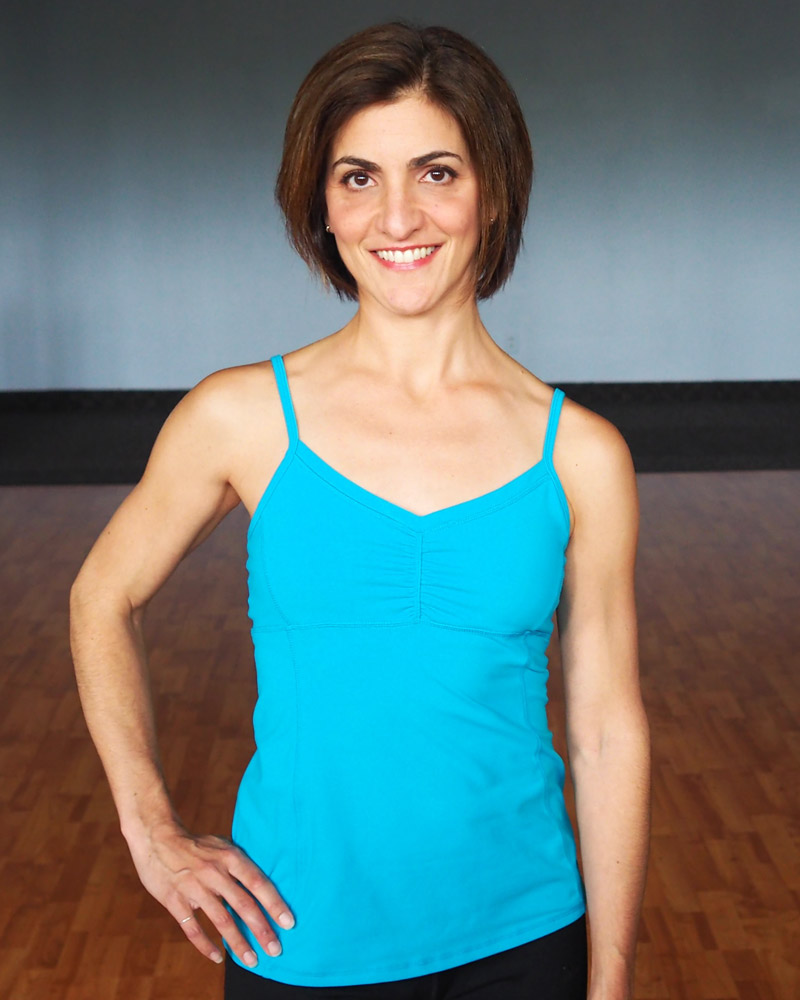 melissa francis, owner, master trainer, PMA CPT, balanced body faculty