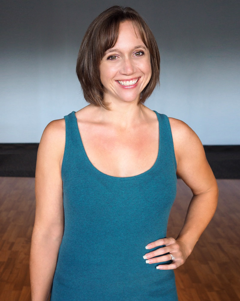 Jennifer landells, master pilates trainer, balanced body faculty