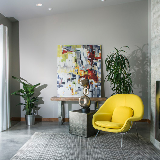 <h1>HOLLADAY RESIDENCE</h1><strong><h3>URBAN CHIC</h3></strong>