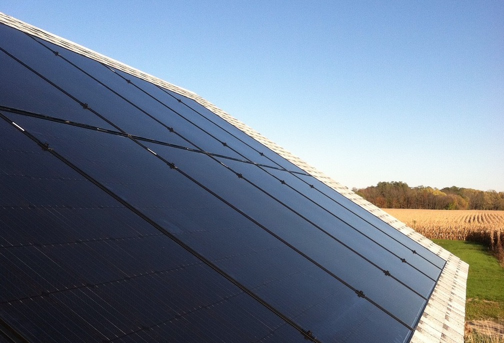 Many customers are happy to learn that solar panels don't need to face due-South.