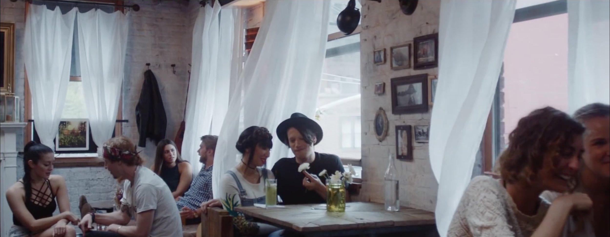 JACKIE CRUZ | COMO LA FLOR music video - Production Designer