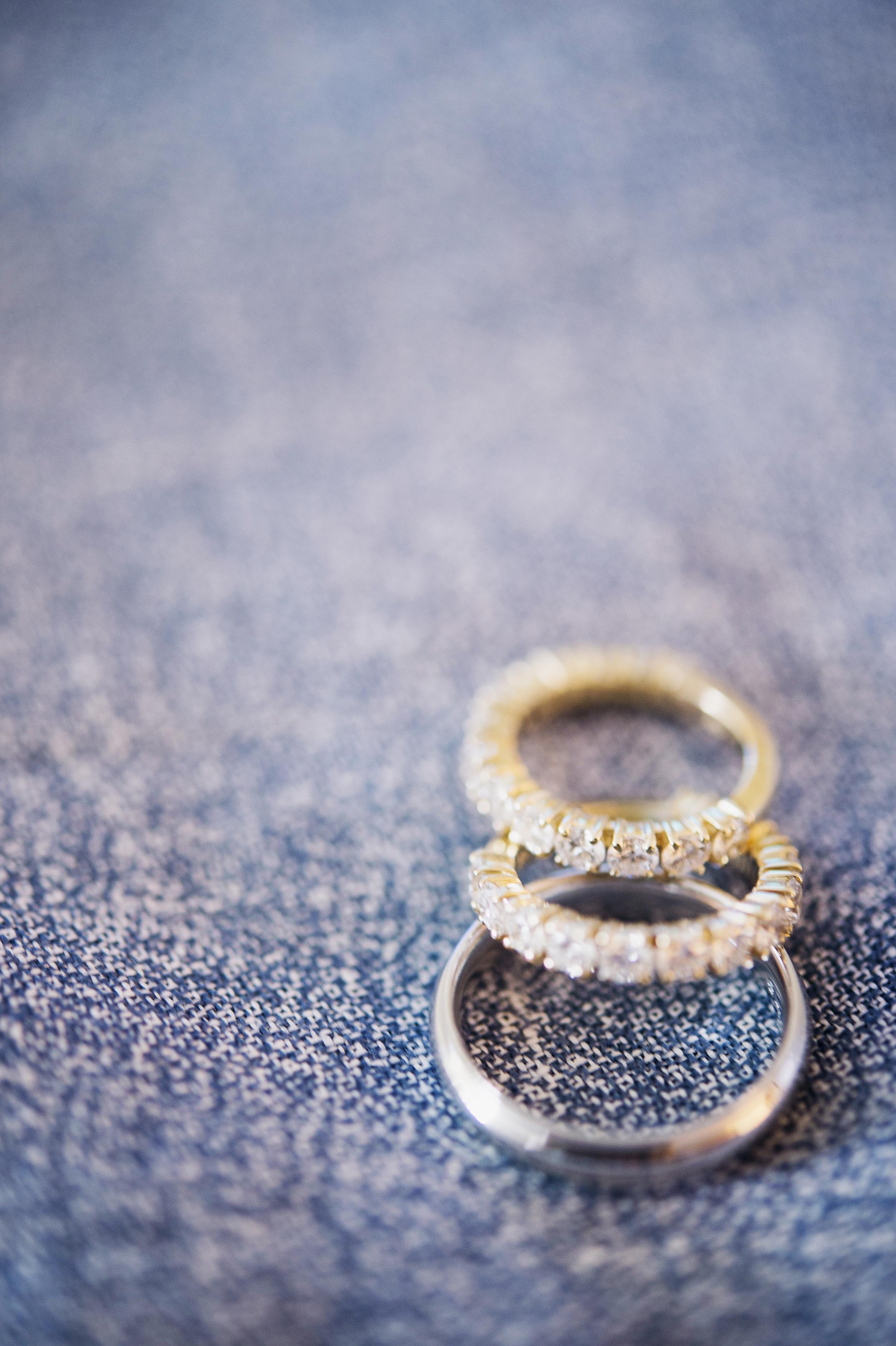 St Thomas wedding rings