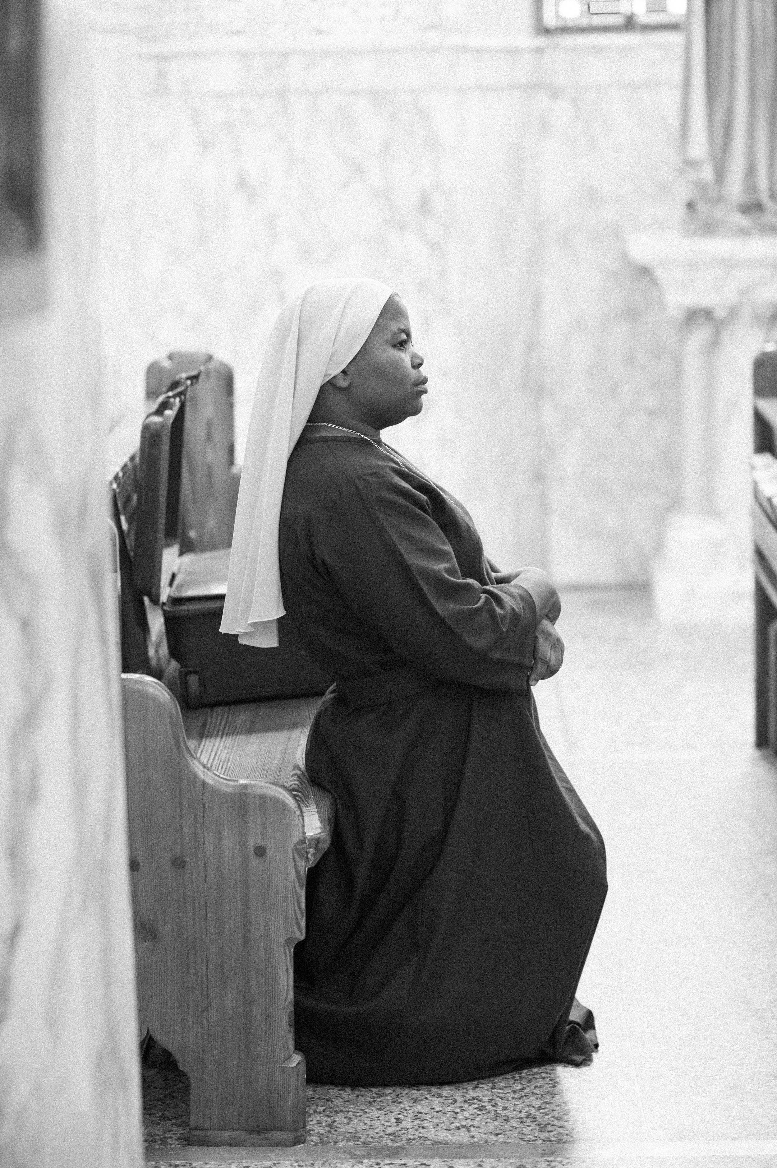 a nun is st thomas usvi