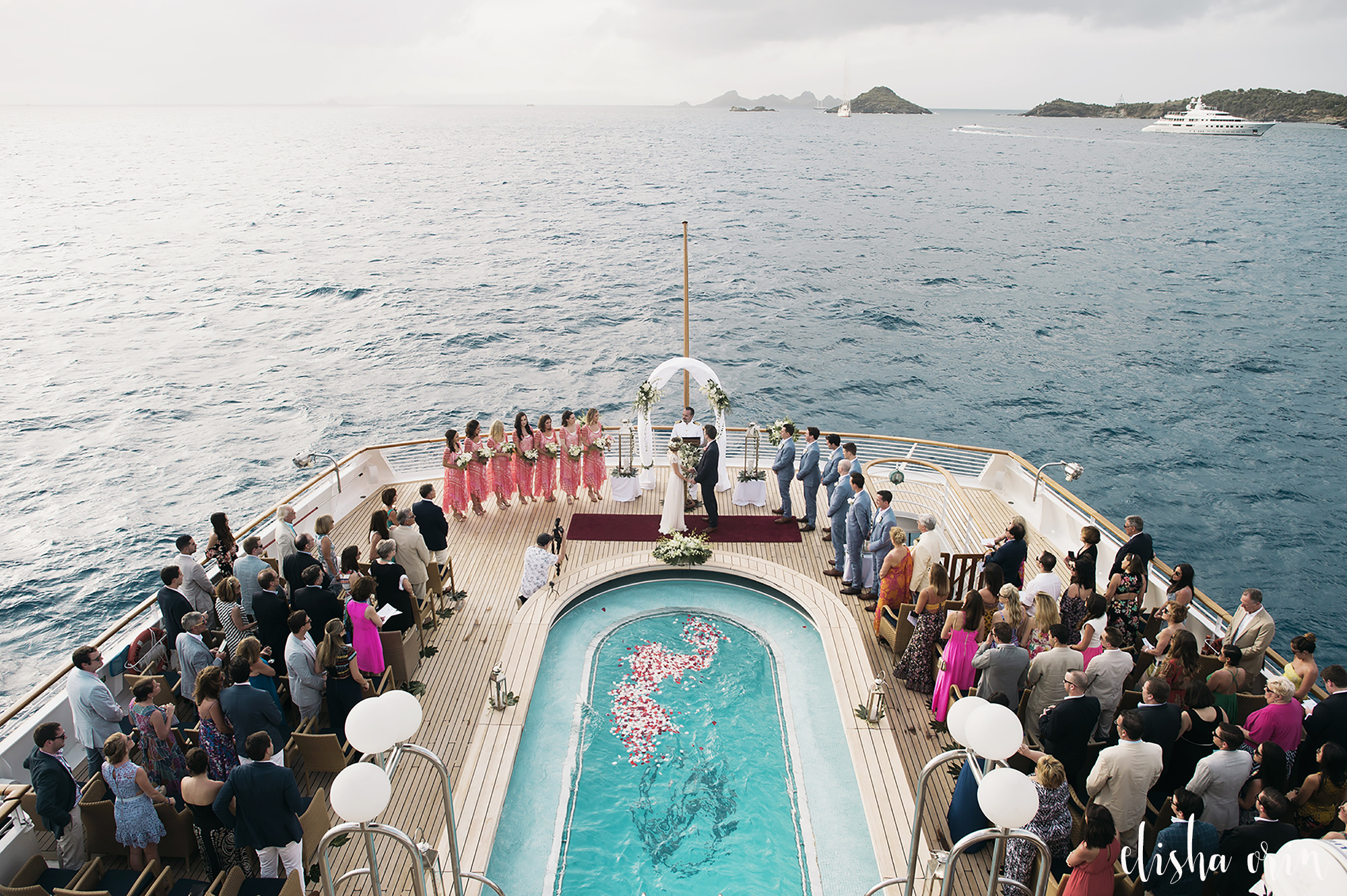 wedding-photography-on-sea-dream-yacht-at-st-barths-view-from-deck