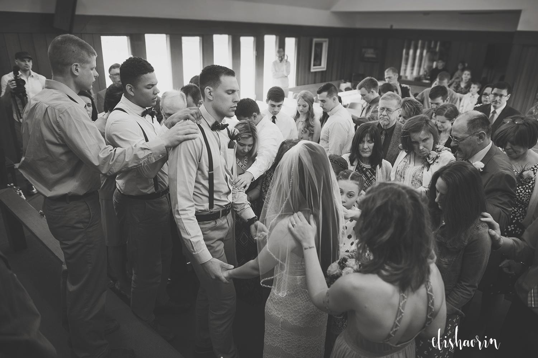 praying-at-a-wedding