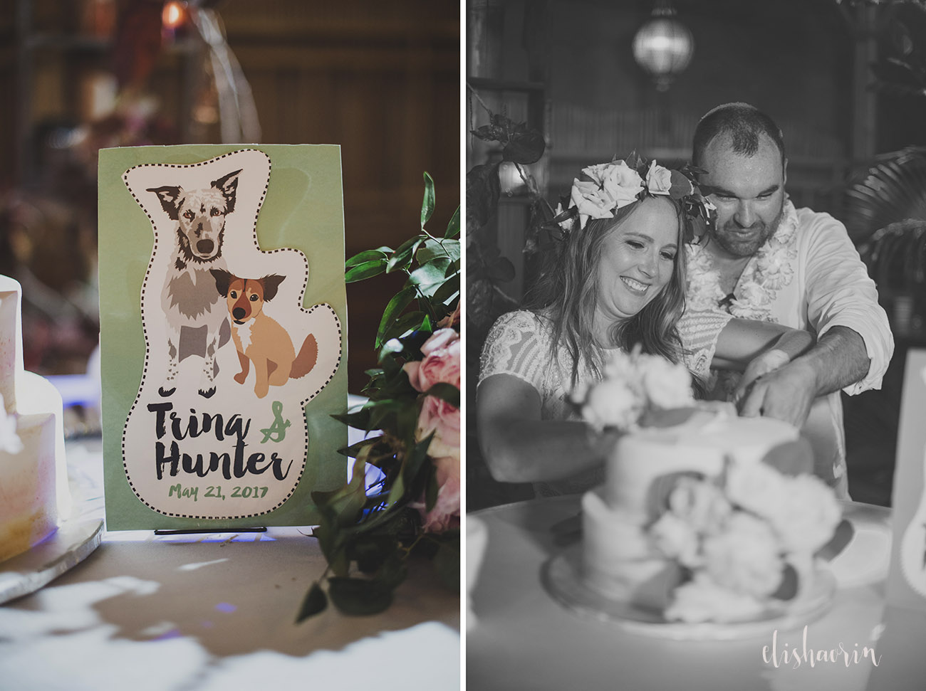 bride-and-groom-cutting-cake-at-rumblines-st-john