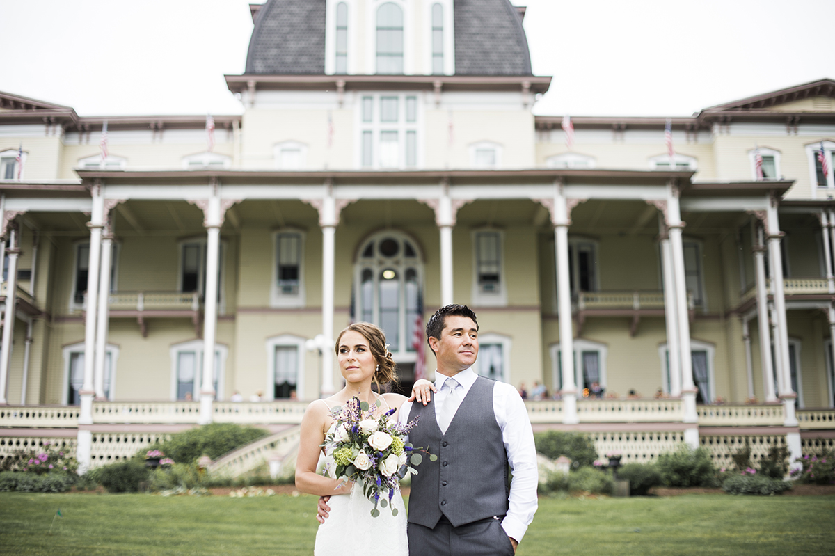 Jamie and Peter - chautauqua Institution