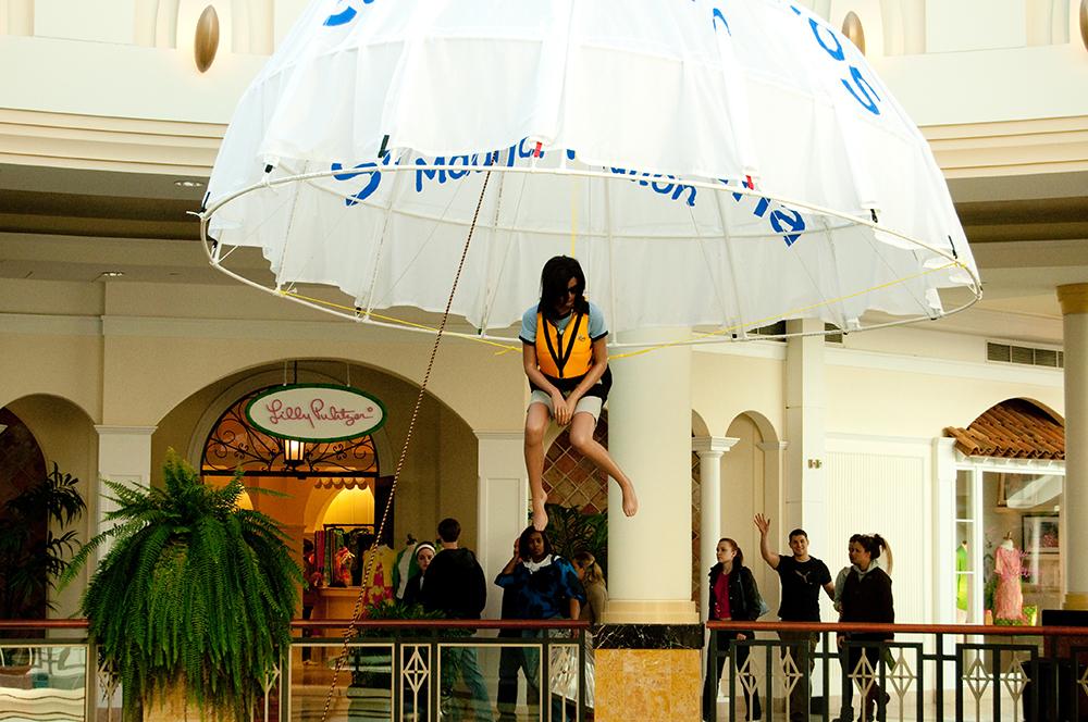 parasail advertising